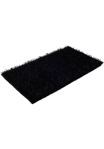 Gözze Badematte »Shaggy Uni«, Höhe 50 mm, rutschhemmend beschichtet,... kaufen
