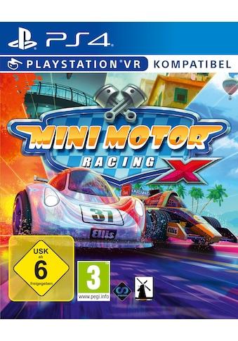 Spiel »Mini Motor Racing X«, PlayStation 4 kaufen