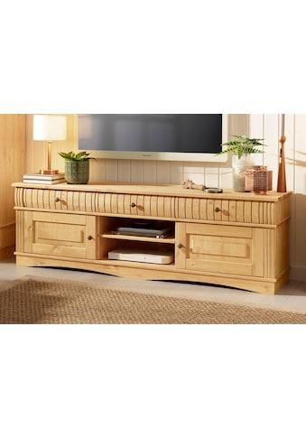 Home affaire Lowboard »Teresa«, Breite 160 cm, Fernsehtisch kaufen