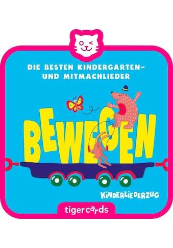 tigerbox Hörspiel, »Kindergarten -  und Mitmachlieder« kaufen