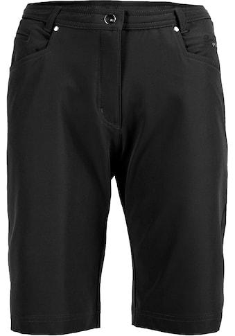 DEPROC Active Bermudas »KENORA URBAN Short & kurze Hose«, In melierter Optik kaufen