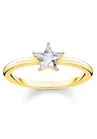THOMAS SABO Fingerring »Stern, TR2270 - 414 - 14 - 48, 50, 52, 54, 56, 58, 60« kaufen