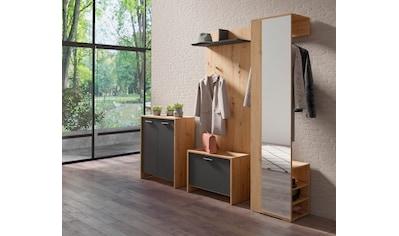 Homexperts Garderoben-Set »Benno«, (Spar-Set, 4 tlg.) kaufen