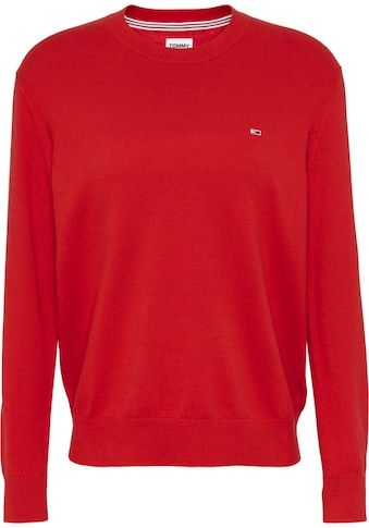 TOMMY JEANS Strickpullover »TJW SOFT TOUCH CREW SWEATER« kaufen