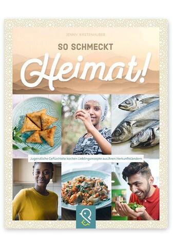 Buch »So schmeckt Heimat! / Jenny Kastenhuber« kaufen
