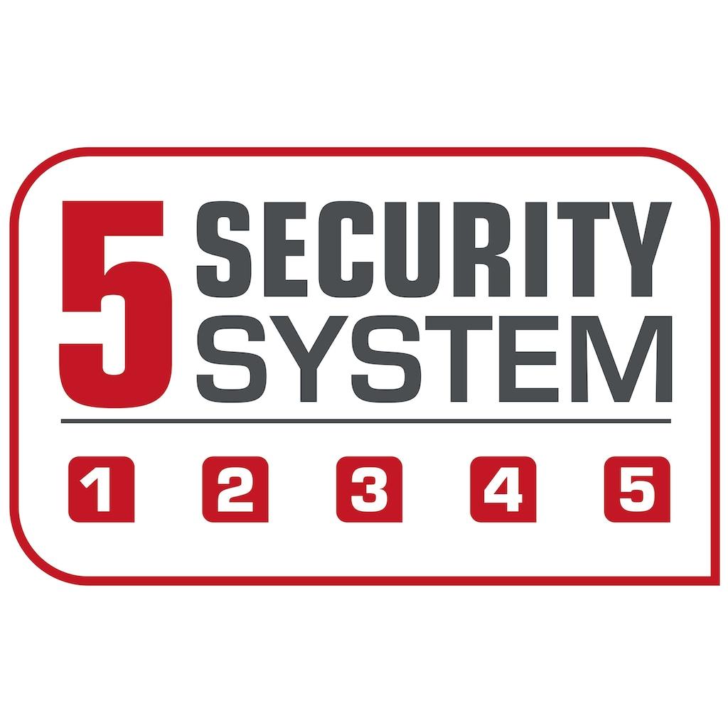 Tefal Schnellkochtopf »Secure 5 Neo«, Edelstahl, (1 tlg.), besonders schnelle Garzeit, Induktion