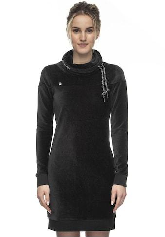 Ragwear Sweatkleid »CHLOE VELVET«, in Samt-Optik kaufen