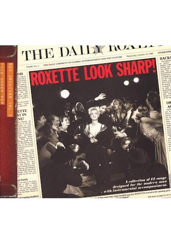 Musik-CD »Look Sharp! (2009 Version) / Roxette« kaufen