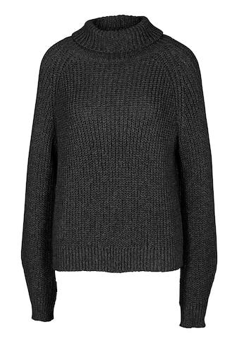 LINEA TESINI by Heine Strickpullover, mit Wolle kaufen