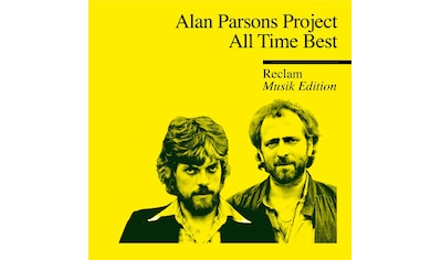 Musik-CD »ALL TIME BEST - RECLAM MUSIK EDITION 28 / Alan Parsons Project,The« kaufen