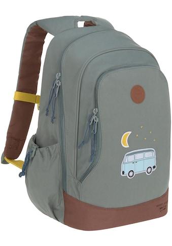 LÄSSIG Kinderrucksack »Adventure Bus, Big Backpack«, Floureszierende Flächen,... kaufen