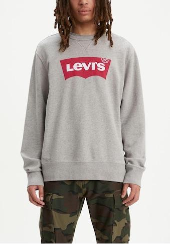 Levi's® Sweatshirt, mit Batwing-Logo-Print kaufen