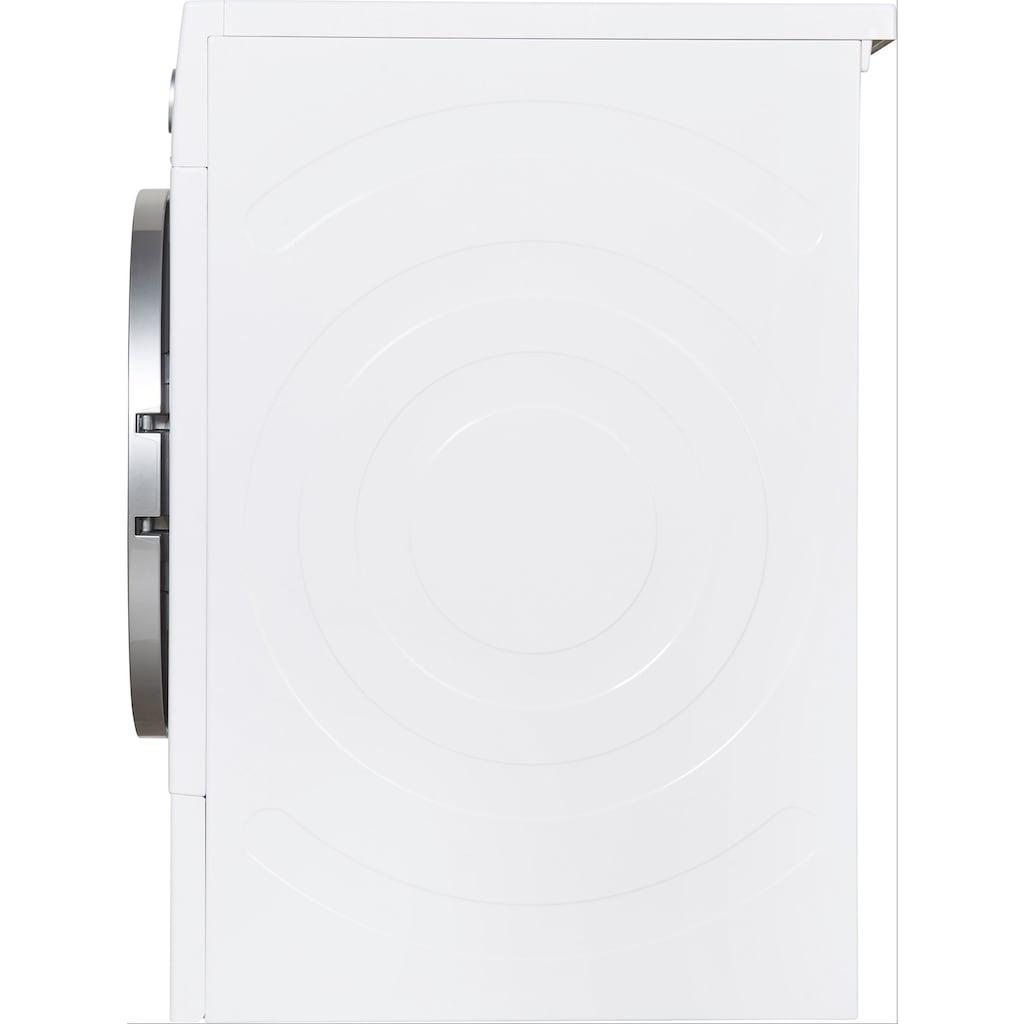 SIEMENS Wärmepumpentrockner »WT47XE40«, iQ800, mit intelligentCleaning System