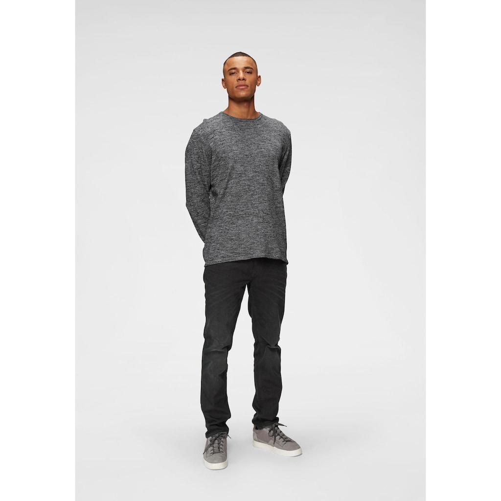 Blend Slim-fit-Jeans »Twister«, mit leichte Used Effekten