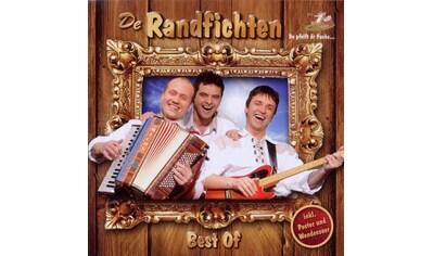 Musik-CD »Best Of / Randfichten,De« kaufen