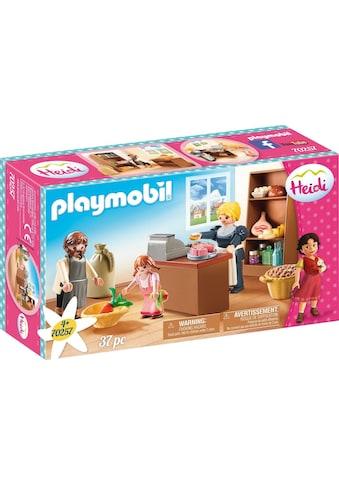 Playmobil® Konstruktions-Spielset »Dorfladen der Familie Keller (70257), Heidi«, (37... kaufen