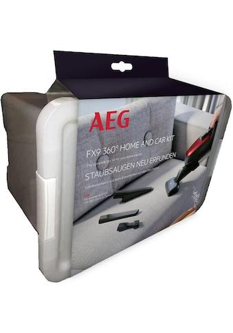AEG Zubehör-Set Home&Car Kit AKIT18, Zubehör für FX9-1-MBM; FX9-1-IBM kaufen