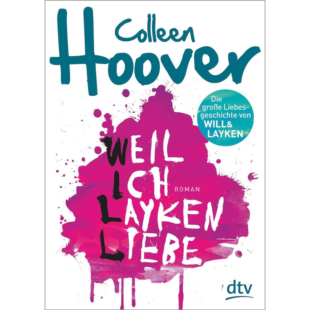 Buch »Weil ich Layken liebe / Colleen Hoover, Katarina Ganslandt«