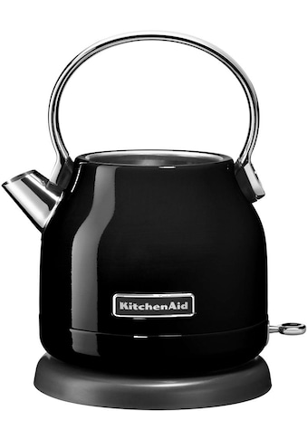 KitchenAid Wasserkocher »5KEK1222EOB«, 1,25 l, 2200 W kaufen