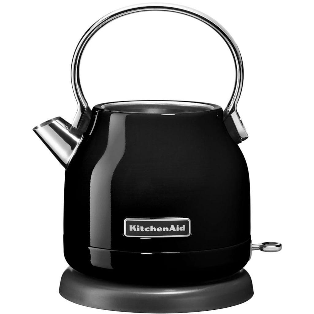 KitchenAid Wasserkocher »5KEK1222EOB«, 1,25 l, 2200 W
