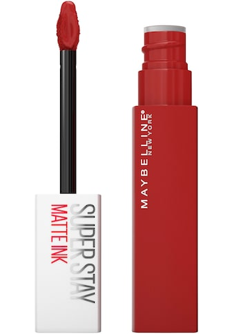 MAYBELLINE NEW YORK Lippenstift »Super Stay Matte Ink Spiced Up« kaufen