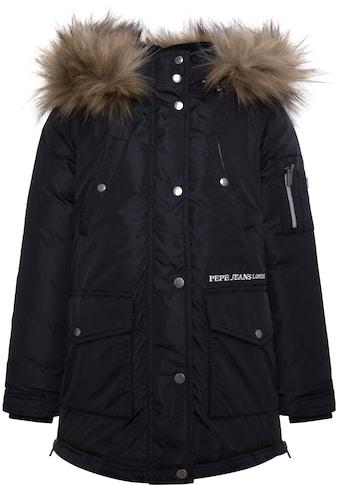 Pepe Jeans Parka »FLORENCE«, mit vielen Details kaufen