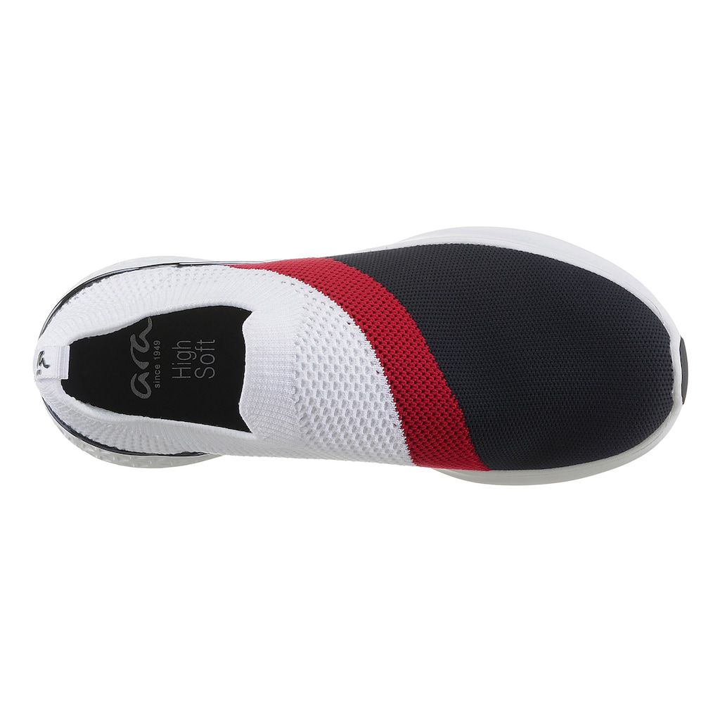 Ara Slip-On Sneaker »Maya«, mit Stretch-Einstieg