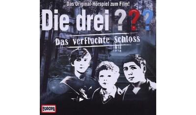 Musik-CD »Das Verfluchte Schloss / Die Drei ???« kaufen