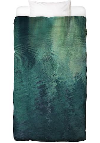 Bettwäsche »Forest In The Lake«, Juniqe kaufen