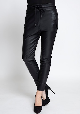 Zhrill Jogger Pants »FABIA FAKE LEATHER« kaufen