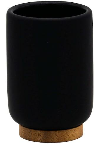 Ridder Zahnputzbecher »Fancy«, mit Soft-Touch Oberfläche kaufen