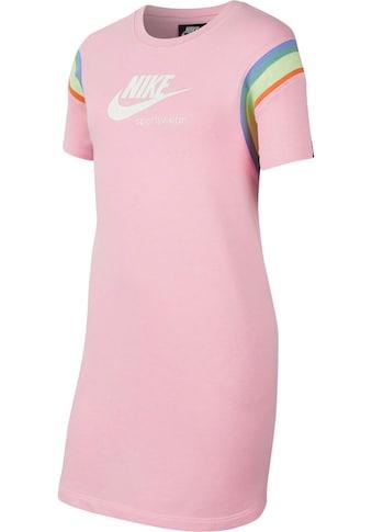Nike Sportswear Sweatkleid »GIRLS HERITAGE SHORTSLEEVE DRESS« kaufen