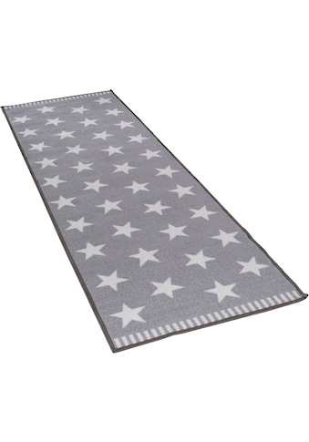Andiamo Läufer »Sternenhimmel«, rechteckig, 5 mm Höhe, Motiv Sterne kaufen