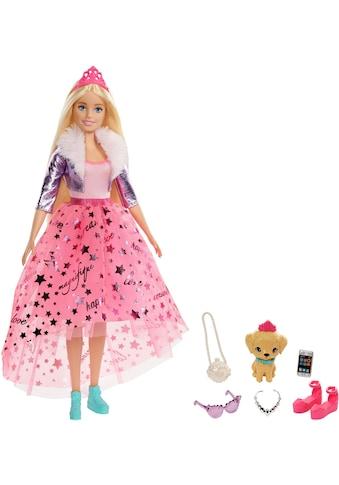 """Mattel® Anziehpuppe """"Barbie Prinzessinnen Abenteuer"""" kaufen"""
