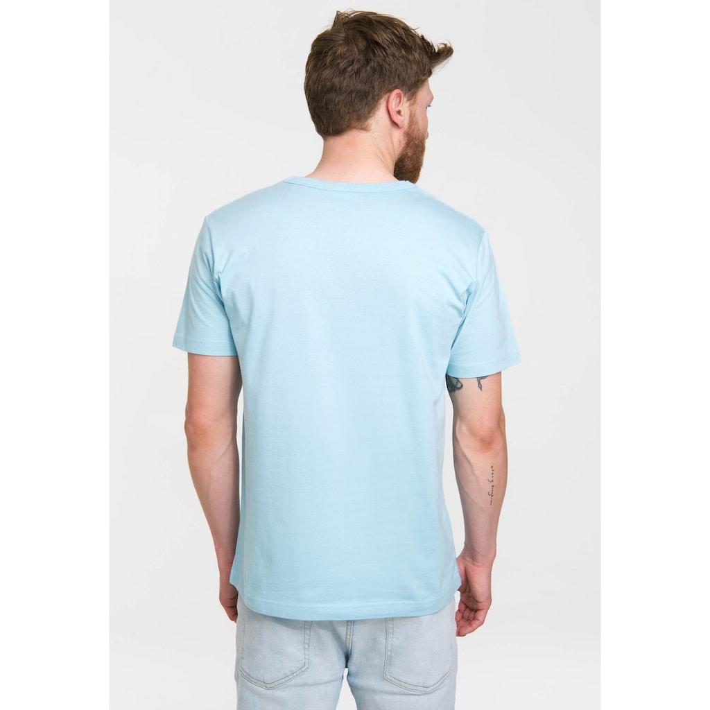 LOGOSHIRT T-Shirt im Retro-Look