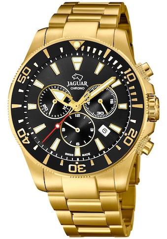Jaguar Chronograph »Executive Diver, J864/3«, mit dezentraler Sekunde kaufen