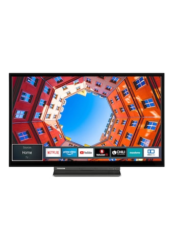 "Toshiba LED-Fernseher »32LK3C63DA«, 80 cm/32 "", Full HD, Smart-TV kaufen"