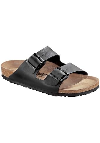 Birkenstock Sandale »51793«, Arizona BF Schwarz kaufen