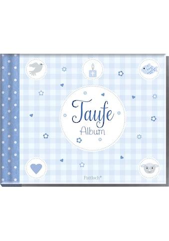 Buch »Taufe Album (blau) / Christine Rechl« kaufen