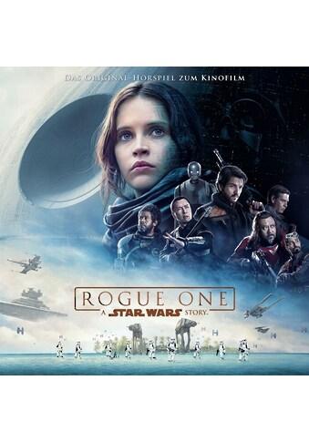 Musik-CD »STAR WARS: ROGUE ONE (FILMHOERSPIEL) / Star Wars« kaufen