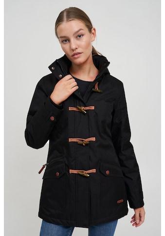 OXMO Parka »Brooke Parka Winterjacke 21300676ME«, warme Jacke mit abnehmbarer Kapuze kaufen