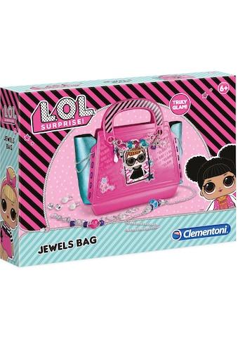 Clementoni® Kreativset »L.O.L. Zauberhafte Handtasche« kaufen