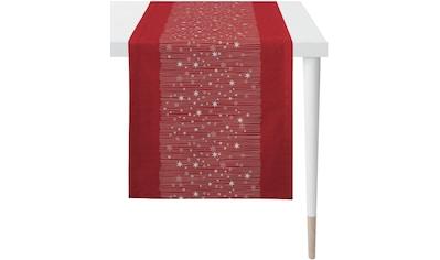 APELT Tischläufer »3626 Christmas Elegance, Jacquardgewebe«, (1 St.), mit glänzenden... kaufen