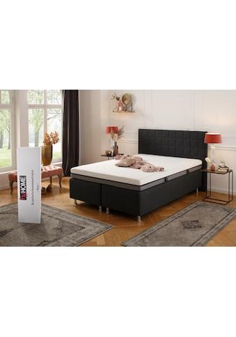 my home Komfortschaummatratze »Neo«, (1 St.), mit 3 cm hoher, atmungsaktiver, weicher... kaufen