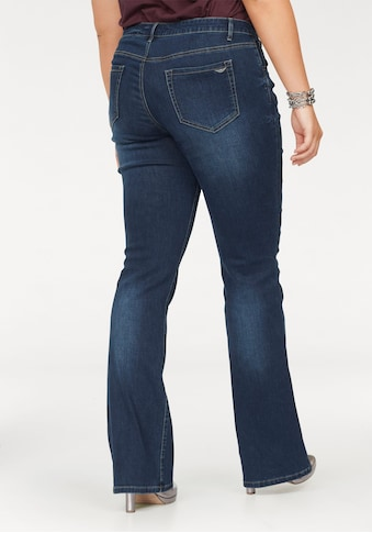 Arizona Bootcut-Jeans »Ultra-Stretch«, Mid-Waist kaufen