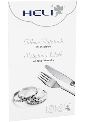 HELI Reinigungstuch »Silber-Putztuch, 141286«, Baumwolle, (1 St.) kaufen