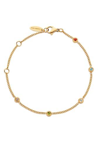 PAUL HEWITT Armband »Rainbow Edelstahl, Rainbow IP Gold, PH003661, PH003662«, mit... kaufen