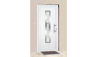 KM Zaun Haustür »K640«, nach Wunschmaß, Anschlag rechts oder links kaufen