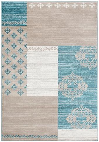 Teppich, »Landon«, my home, rechteckig, Höhe 11 mm, maschinell gewebt kaufen