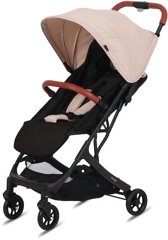 Knorrbaby Kinder-Buggy »B-Easy Fold, Creme«, 15 kg, faltbar; Kinderwagen, Buggy,... kaufen